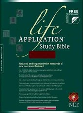 Life Application Study Bible-Nlt [With Ilumina Software]