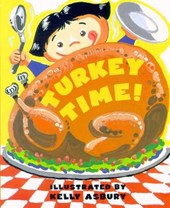 Turkey Time | Jodi Huelin |