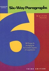 Six-Way Paragraphs | Walter Pauk |