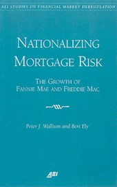 Nationalizing Mortgage Risk