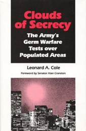 Clouds of Secrecy | Leonard A. Cole |