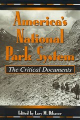 America's National Park System | Lary M. Dilsaver |