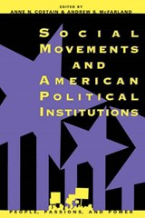 Social Movements and American Political Institutions | auteur onbekend |