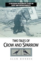 Two Tales of Crow and Sparrow | Alan Dundes |
