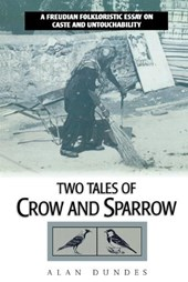 Two Tales of Crow and Sparrow