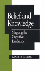 Belief and Knowledge | Kenneth Malcolm Sayre |