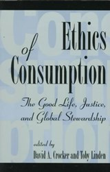 Ethics of Consumption | auteur onbekend |