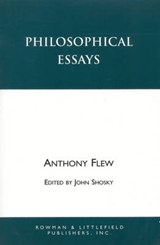 Philosophical Essays | Antony Flew |