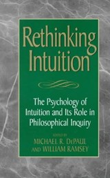 Rethinking Intuition |  |