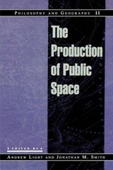 The Production of Public Space |  |