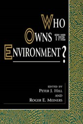 Who Owns the Environment? |  |
