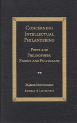 Concerning Intellectual Philandering | Marion Montgomery |