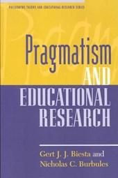 Pragmatism and Educational Research