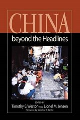 China Beyond the Headlines | Timothy B. Weston |
