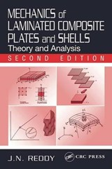 Mechanics of Laminated Composite Plates and Shells | J. N. Reddy |