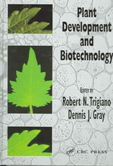 Plant Development and Biotechnology |  |