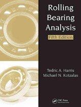 Rolling Bearing Analysis, Fifth Edition - 2 Volume Set | Harris, Tedric A.; Kotzalas, Michael N. |