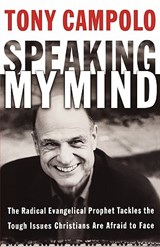 Speaking My Mind | Tony Campolo |