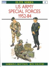 U.S. Army Special Forces 1952-84 | Gordon L. Rottman |