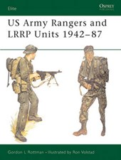 Us Army Rangers and Lrrp Units 1942-87