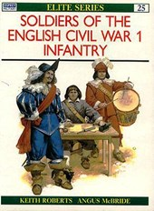 Soldiers of the English Civil War 1