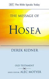 Message of Hosea | D Kidner |