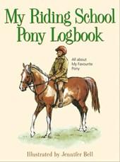 My Riding School Pony Logbook