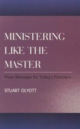 Ministering Like the Master | Stuart Olyott |