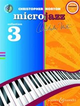 Microjazz - Collection 3 for Piano | auteur onbekend |