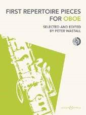First Repertoire Pieces for Oboe [With CD (Audio)]