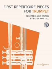 First Repertoire Pieces for Trumpet [With CD (Audio)]
