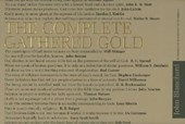 The Complete Gathered Gold