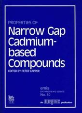 Properties of Narrow Gap Cadmium-Based Compounds