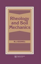 Rheology and Soil Mechanics | M. J. Keedwell |