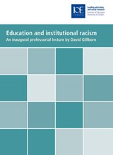 Education and Institutional Racism | David Gillborn |