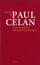 Poems of Paul Celan