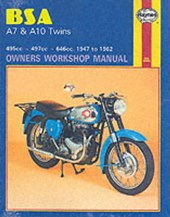 Bsa A7 Abd A10 Twins Owners Workshop Manual