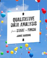 Qualitative Data Analysis from Start to Finish | Jamie Harding |
