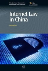 Internet Law in China | Guosong Shao |