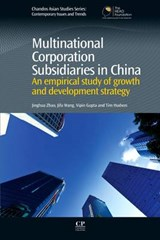 Multinational Corporation Subsidiaries in China | Jinghua Zhao |