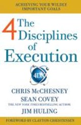 4 Disciplines of Execution | Sean Covey |