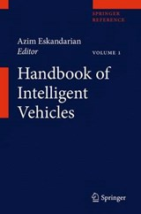 Handbook of Intelligent Vehicles. 2 Bände | auteur onbekend |