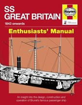 SS Great Britain 1843-1937 Onwards