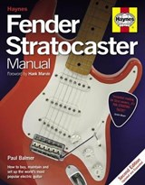 Fender Stratocaster Manual | Paul Balmer |