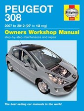 Peugeot 308 Petrol & Diesel 07 - 12 (07 To 12)
