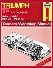 Triumph TR2/3/4 Owner's Workshop Manual