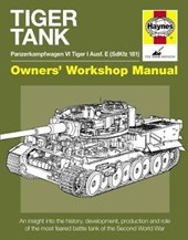 Tiger Tank Manual | David Fletcher |