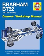 Brabham Bt52 Owners' Workshop Manual 1983 (All Models)