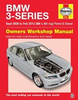 BMW 3-Series Petrol & Diesel Owners Workshop Manual: 08-12 | Martynn Randall |