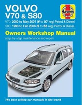 Volvo V70 & S80 Service and Repair Manual |  |